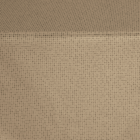 "59025252SM096 - Vative Series Vapor Tablecloth 52"" x 52"" - Mocha"