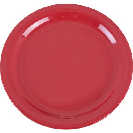 """4385205 - Dayton™ Melamine Dinner Plate 9"""" - Red"""