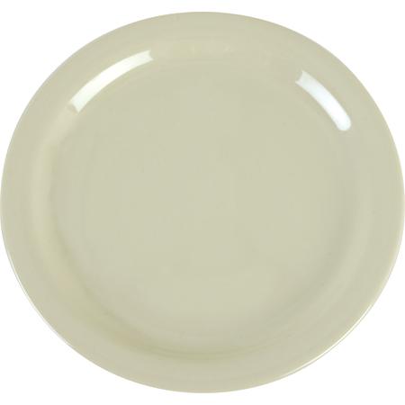 """4385206 - Dayton™ Melamine Dinner Plate 9"""" - Oatmeal"""