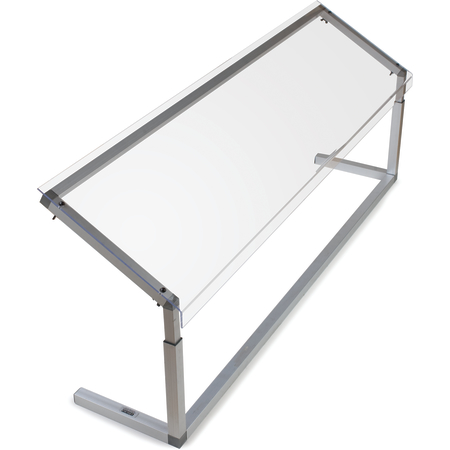 "926007 - Adjustable Single-Sided 60"" - Clear"