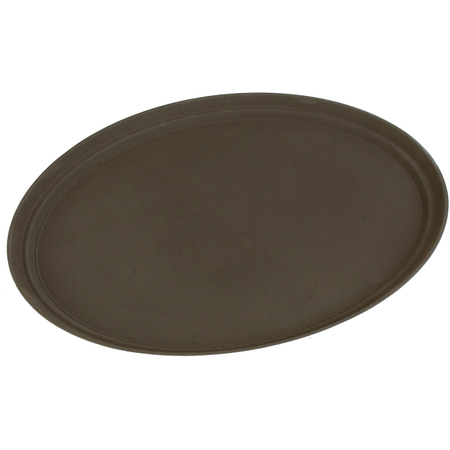 "TB2900076 - Truebasics Oval Grip Tray 29"" x 23.5"" - Toffee Tan"