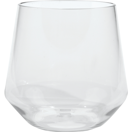 4950307 - Astaire Stemware Stemless Wine 13 oz - Clear