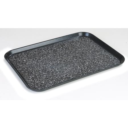 "DXSMC1520NSM03 - Glasteel™ Marble Non-Skid Tray 15"" x 20"" (12/cs) - Black"