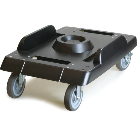 IT41003 - Dolly for End Loader With Casters - Black