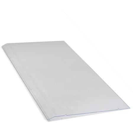 "932507 - Sneeze Guard acrylic Shield 24"" (3/16"" Acrylic) - Clear"