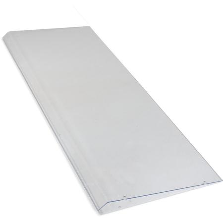 "934507 - Sneeze Guard Acrylic Shield 48"" (3/16"" Acrylic) - Clear"
