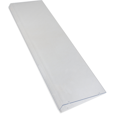 "937507 - Sneeze Guard Acrylic Shields 73-3/8"" (3/16"" Acrylic) - Clear"