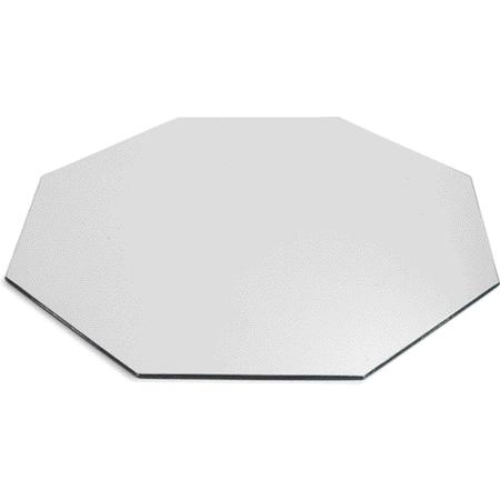 "SMOC2423 - MirAcryl™ Octagon Tray 24"" - Mirrored"
