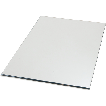 "SMR162423 - MirAcryl™ Rectangle Tray 23-3/4"" x 15-3/4"" - Mirrored"