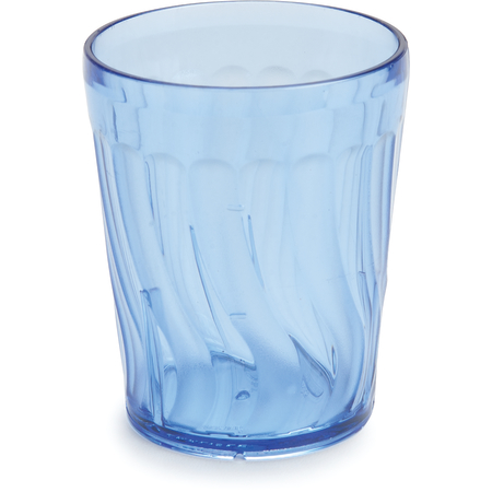 DX4GC654 - Tumbler Swirl 6 oz. (72/cs) - Blue