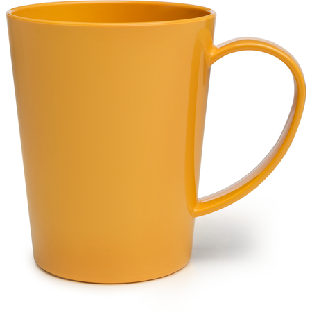 4306822 - Carlisle® Mug 12 oz - Honey Yellow