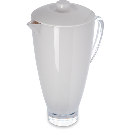 EP3002 - Epicure® Cased Pitcher with Lid 74 oz - White