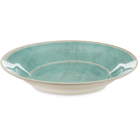 6400315 - Grove Melamine Soup Bowl 28.5 oz - Aqua