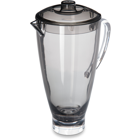 EP3018 - Epicure® Cased Pitcher with Lid 74 oz - Smoke