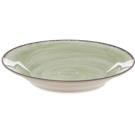 5400346 - Mingle™ Melamine Rimmed Soup Bowl 28.5 oz - Jade