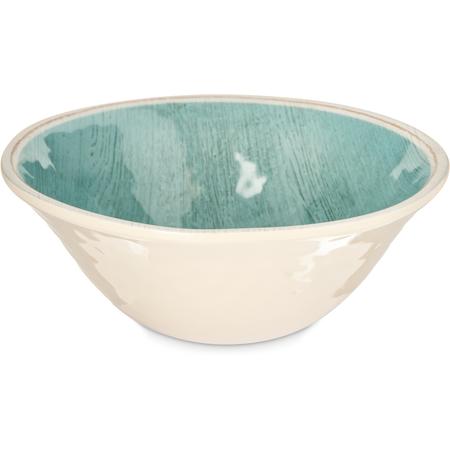 6401315 - Grove Melamine Ice Cream Bowl 27 oz - Aqua