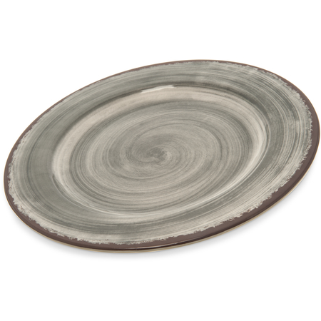 "5400118 - Mingle Melamine Dinner Plate 11"" - Smoke"