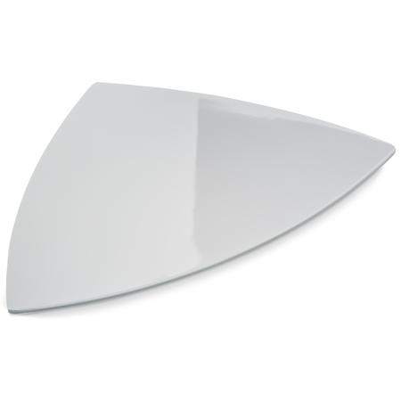 "4380602 - Epicure® Melamine TriArc Plate 11"" - White"