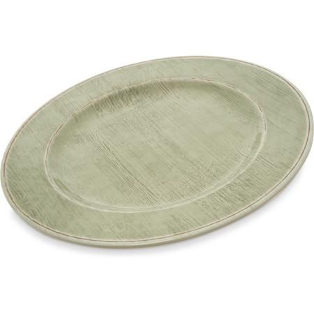 """6400146 - Grove Melamine Dinner Plate 11"""" - Jade"""