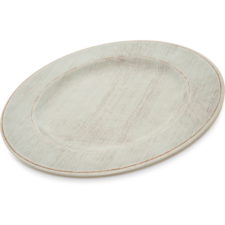 "6400106 - Grove Melamine Dinner Plate 11"" - Buff"