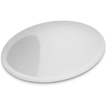 "4380002 - Epicure® Melamine Buffet Pizza Plate 12"" - White"