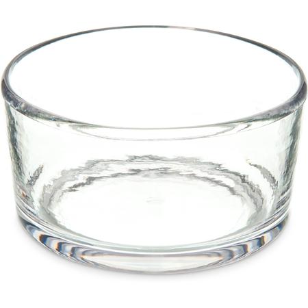 "MIN544407 - Mingle  Soup, Salad, Pasta Bowl 5"" - Clear"