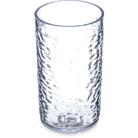 551207 - Pebble Optic™ SAN Tumbler 12 oz - Clear