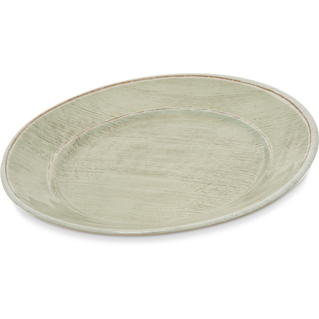 "6400446 - Grove Melamine Charger 12.5"" - Jade"