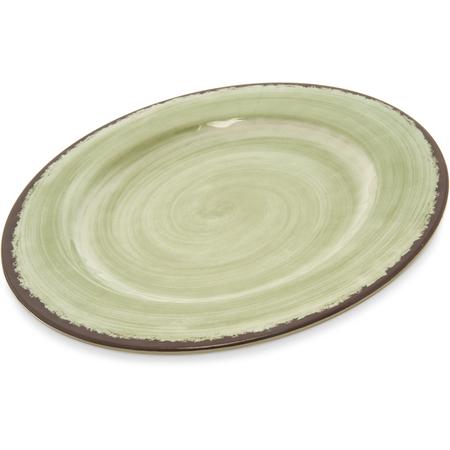 """5400146 - Mingle™ Melamine Dinner Plate 11"""" - Jade"""