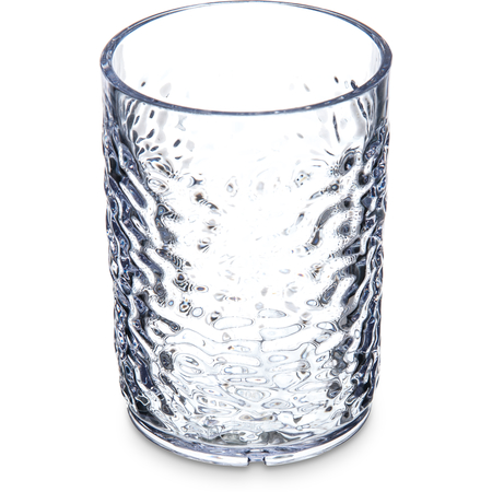 550507 - Pebble Optic™ SAN Tumbler 5 oz - Clear