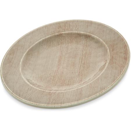 "6400270 - Grove Melamine Salad Plate 9"" - Adobe"