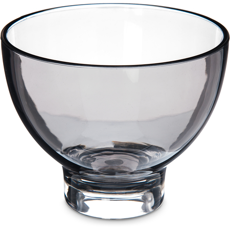 "EP2018 - Epicure® Small Cased Bowl 5.5"" - Smoke"