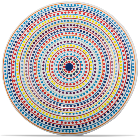 "PAR20DS00 - Parasol Melamine Dinner Plate 11"""