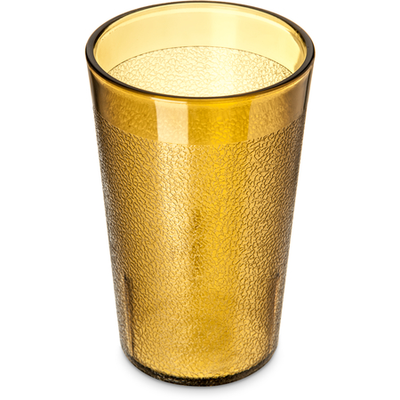 5506-8213 - Stackable™ SAN Tumbler 9.5 oz (12/pk) - Amber