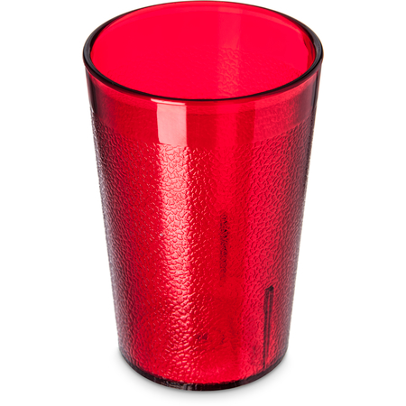 5526-8210 - Stackable™ SAN Tumbler 8 oz (12/pk) - Ruby
