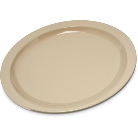 """KL20125 - Kingline™ Melamine Sandwich Plate 7.25"""" - Tan"""
