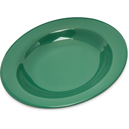 4303409 - Durus® Melamine Pasta Soup Salad Bowl 13 oz - Green
