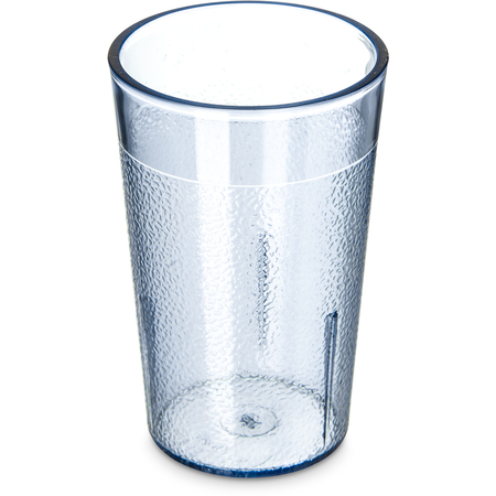 550154 - Stackable™ SAN Plastic Tumbler 5 oz - Blue