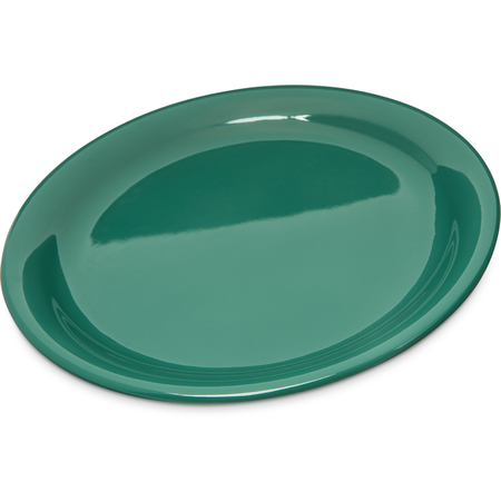 "4300409 - Durus® Melamine Narrow Rim Dinner Plate 9"" - Green"