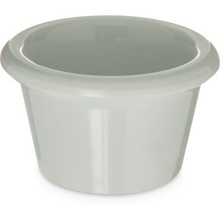 S27502 - Melamine Smooth Ramekin 1.5 oz - White