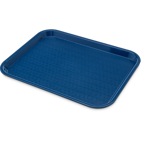"CT1014-8114 - Cafe® Fast Food Cafeteria Tray 10"" x 14"" - Cash & Carry (6/pk) - Blue"
