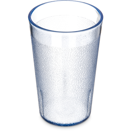 550654 - Stackable™ SAN Plastic Tumbler 9.5 oz - Blue
