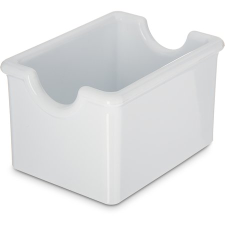 455002 - Sugar Caddy (holds 20 pkts)  - White
