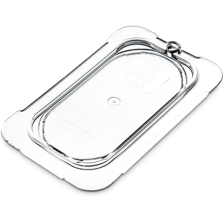 10336U07 - StorPlus™ Univ Lid - Food Pan PC Flat 1/9 Size - Clear