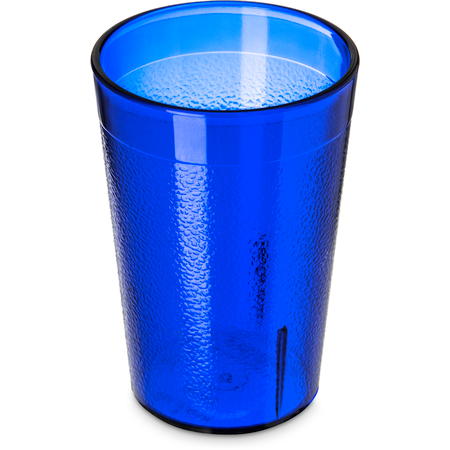 552647 - Stackable™ SAN Plastic Tumbler 8 oz - Royal Blue