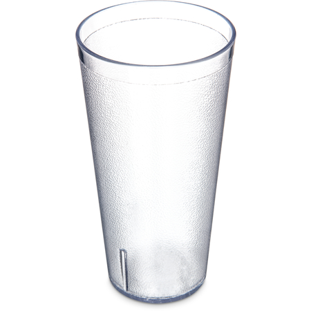 5232-8107 - Stackable™ SAN Tumbler 32 oz - Cash & Carry (3/pk) - Clear