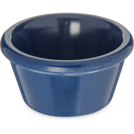 085260 - Melamine Smooth Ramekin 2 oz - Cobalt Blue