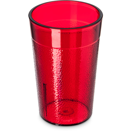 5501-8110 - Stackable™ SAN Tumbler 5 oz - Cash & Carry (6/pk) - Ruby