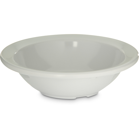 KL80502 - Kingline™ Melamine Rimmed Fruit Bowl 4.75 oz - White