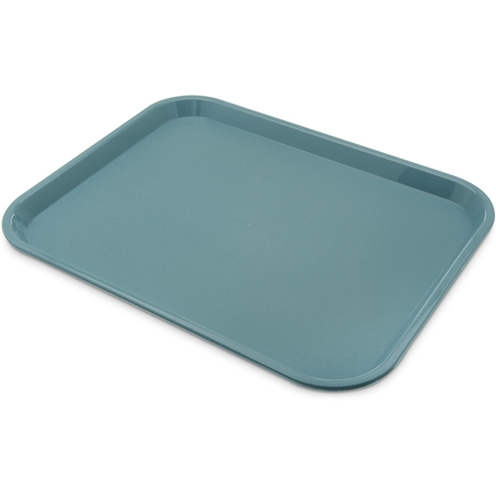 "CT141859 - Cafe® Fast Food Cafeteria Tray 14"" x 18"" - Slate Blue"